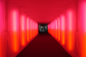 Fabric tunnel 2