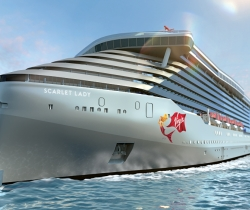 Virgin Voyages Scarlet Lady
