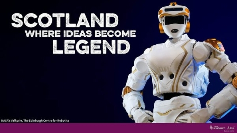 New Campaign Highlights Scotland as Global Meeting and Event