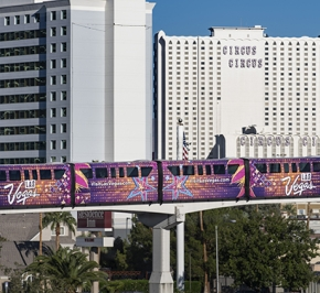 LVCVA Finalizes Purchase to Keep Las Vegas Monorail on Track